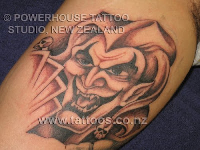 Vampire tattoos Design | Mexican Tattoo Design