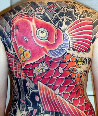 mexican eagle tattoo. Koi tattoo design | Mexican