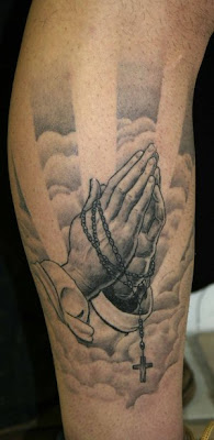 Advanced Search rosary bead ankle tattoos