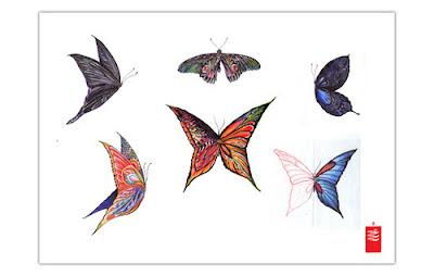 buterfly tattoo, tattoo design, best tattoo