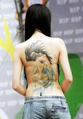 japanese tattoo, tattoo design