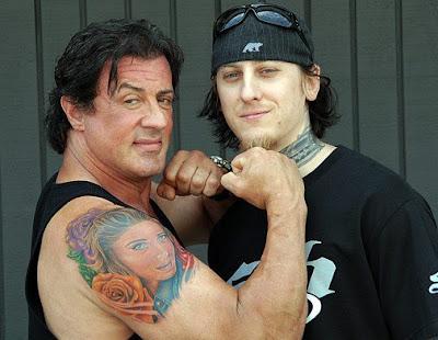 Celebrity tattoo, best tattoo