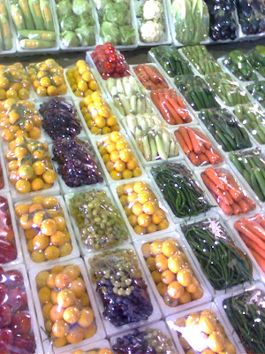 Desert Girl on Kuwait: The Vegetable Market (Souq al Khuthara)