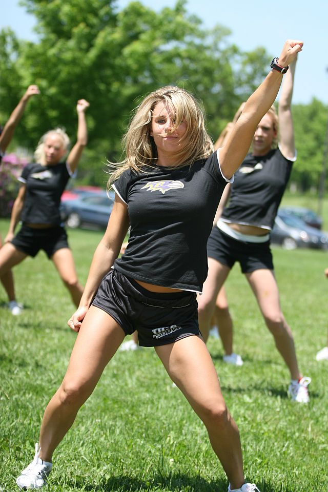 Baltimore Ravens Cheerleaders