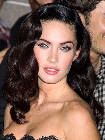 megan fox makeup tips. EMAN makeup artist: December
