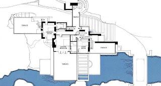 Ŧhe U20b5oincidental Ðandy: Built Wright: Fallingwater ~ A Frank Lloyd Wright  Masterwork