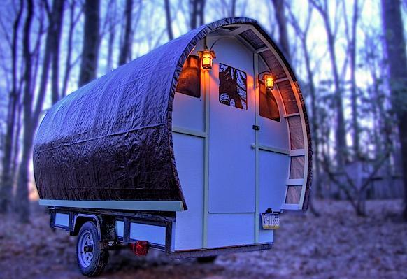 Our Gypsy Souls Gypsy Caravans Are Genius