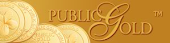Public Gold Website