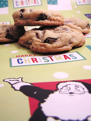 Cast Sugar: Cherry Chocolate Chunk Cookies