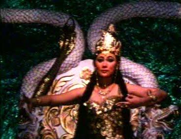 Die, Danger, Die, Die, Kill!: Nyi Blorong, aka Snake Queen ...