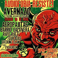 Audiofobia Resiste