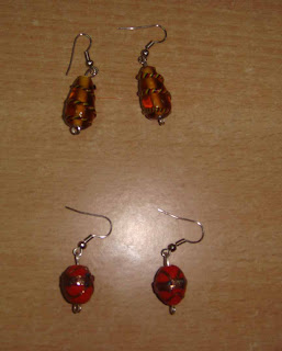 bead earring