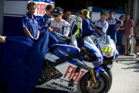 Bagaimanapun juga Yamaha memang semakin didepan