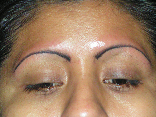 Eyebrows : To Tattoo or Not Tattoo