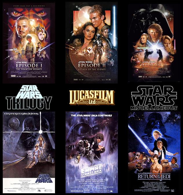Star wars episodio ii el ataque de los clones star wars episodio