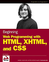 Web Programming With HTML, XHTML & CSS