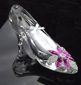 ... 靴: ガラスの靴 シンデレラ