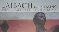 LAIBACH wydaje nowe, limitowane albumy!