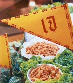 Vegetarian Food Yellow Flags