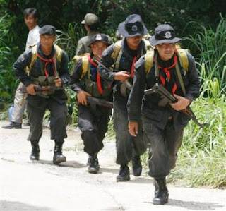 Gunshots fired at Thai-Cambodia border
