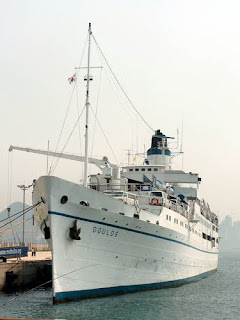 MV Doulos in Bangkok