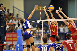 Thai women win Asian Women's Volleyball Championship