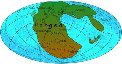 Pruebas de que la Tierra es joven Pangea1