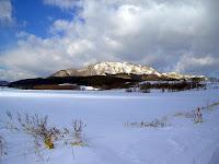 Wild landscape near 摩周 (Mashu)