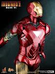 TOP PREORDER! Hot Toys Iron Man MK VI
