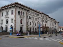 Palacio de Justicia de la Corte Superior de Justicia de Cusco