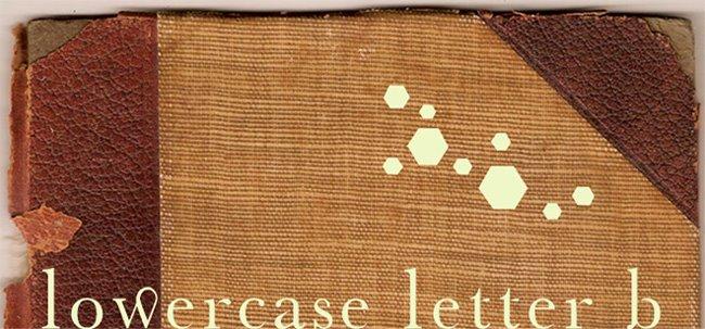 lowercase letter b