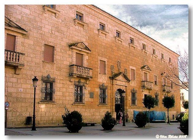 Palácio do Conde de Alba de Yeltes
