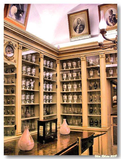 Farmácia do Palácio Real de Madrid