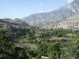 The legendary village of Ayun in Chitral