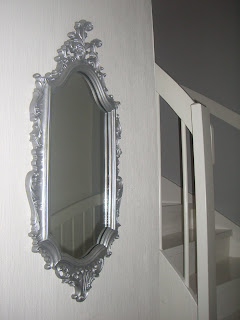 Sølvmaling til speil