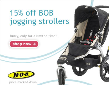 Discount coupons for bob strollers