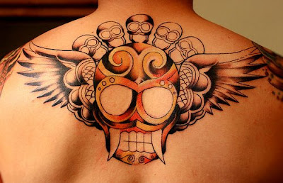 Tattoo Back,Tattoo Art,Tattoo Body,Tattoo design,Tattoo Pictures, Tattoo Crazy, Tattoo man