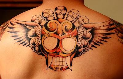 Tattoo Back,Tattoo Art,Tattoo Body,Tattoo design,Tattoo Pictures, Tattoo Crazy, Tattoo man