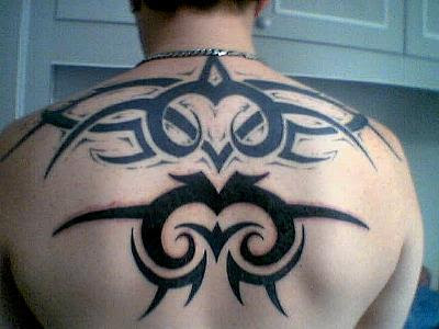 Tribal Tattoo Design - Stylish Tattoo Body Art