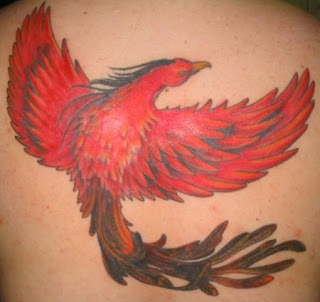 Phoenix Bird Tattoo,Bird Tattoo,Art Tattoo,Design Tattoo