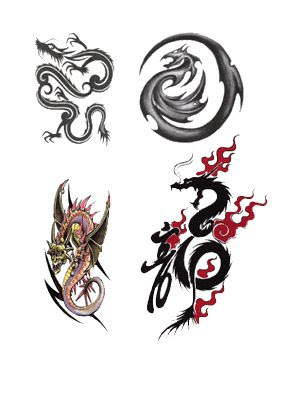 Tribal Tattoo Dragon,Dragon Tattoo,Art Tattoo,Design Tattoo