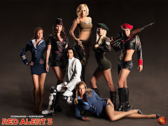 Red Alert 3 EA  Sexy Women Wallpaper RA3Girls