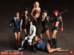Red Alert 3 EA  Sexy Women Wallpaper RA3Girls
