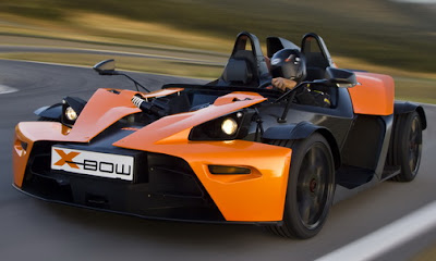 X-BOW Power UpGrade - KTM Backs ABT Sportsline 300HP