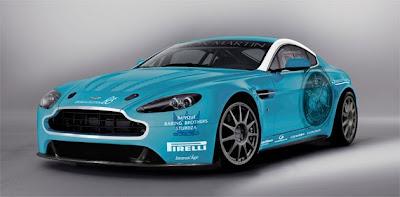 Aston Martin V12 Vantage Hill Climb