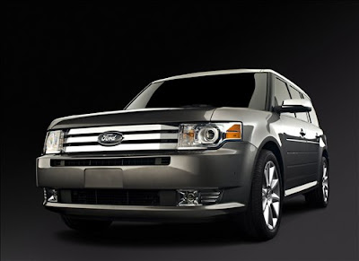 2010 Ford Flex with EcoBoost First Drive Review