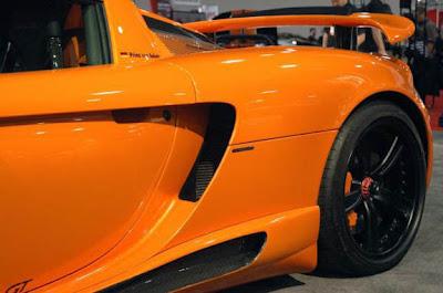 Gemballa Porsche Mirage GT