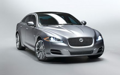 2010 Jaguar XJ Pricing Announced at Pebble Beach