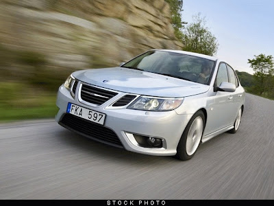 Automatic For the People in a Used Saab