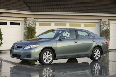 New 2010 Toyota Camry